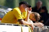 NAC Breda supporters. Foto: Maurice van Steen