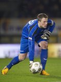 goalkeeper Remko Pasveer of Heracles Almelo