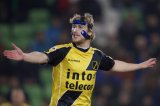 Tim Gilissen of NAC Breda