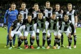 (Front row L-R)3 goalkeeper Remko Pasveer of Heracles Almelo, Bart Schenkeveld of Heracles Almelo, Mike te Wierik of Heracles Almelo, Jeroen Veldmate of Heracles Almelo, Marc Uth of Heracles Almelo, Ben Rienstra of Heracles Almelo  (Front row L-R) Mikhail Rosheuvel of Heracles Almelo, Ilias Bel Hassani of Heracles Almelo, Jason Davidson of Heracles Almelo, Bryan Linssen of Heracles Almelo, Simon Cziommer of Heracles Almelo