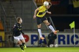 (L-R) Mark Hocher of Roda JC, Sepp de Roover of NAC Breda