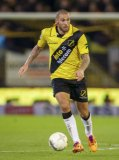 Joey Suk of NAC Breda