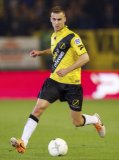 Danny Verbeek of NAC Breda